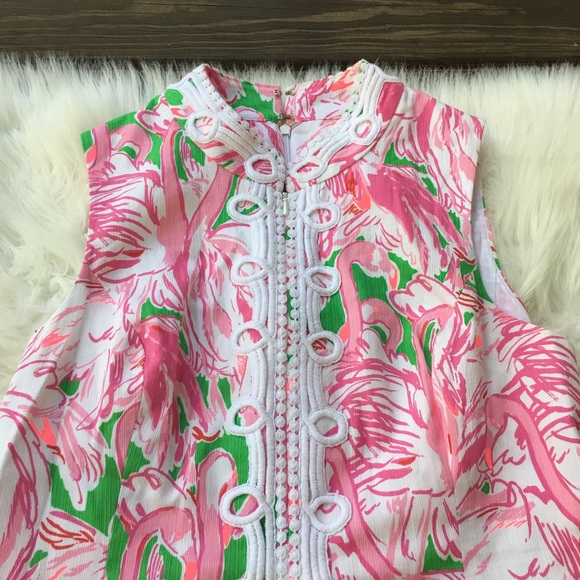 11f573e881b83a Lilly Pulitzer Pink Colony Alexa Shift Dress. Lilly Pulitzer.  M_5ba025fca31c333ce5d8fc2b. M_5ba025f8c2e9fef5a1fcd4a1.  M_5ba025f4194dad194c2a6199